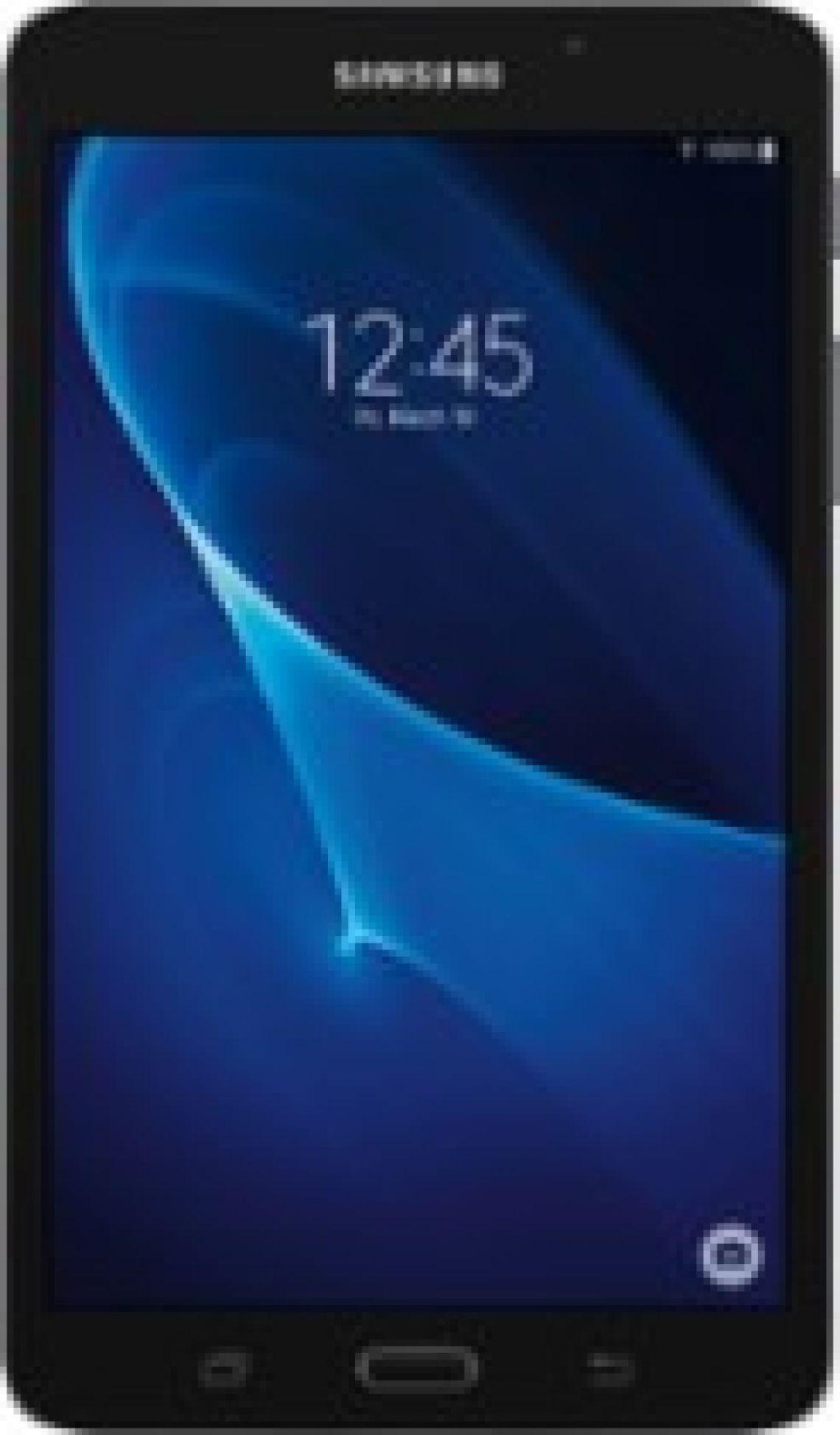 "Samsung Galaxy Tab A 7"" 8GB Black SM-T280NZKAXAR - Best Buy"