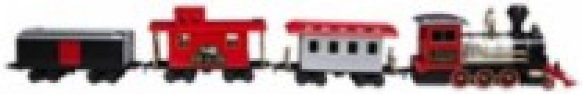 FAO Schwarz 34-Piece Motorized Train Set Multi 1002061 - Best Buy