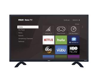 Buy RCA RTRU5527-W 55″ 4K Ultra HD 2160p LED Roku HDTV for $349 (Was $799.99)