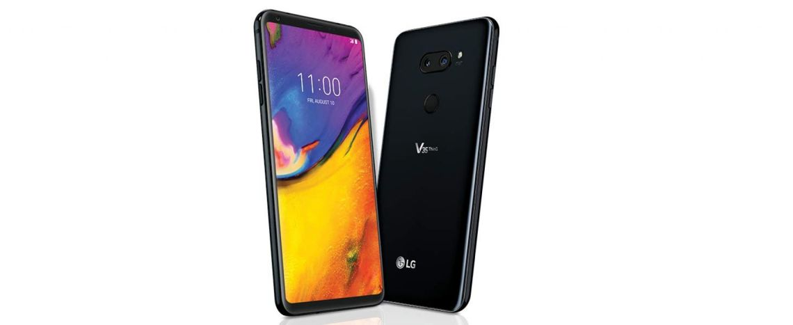 Amazon.com: LG V35 ThinQ – 64 GB – Unlocked (AT&T/T-Mobile/Verizon) – Aurora Black – Prime Exclusive Phone: Cell Phones & Accessories