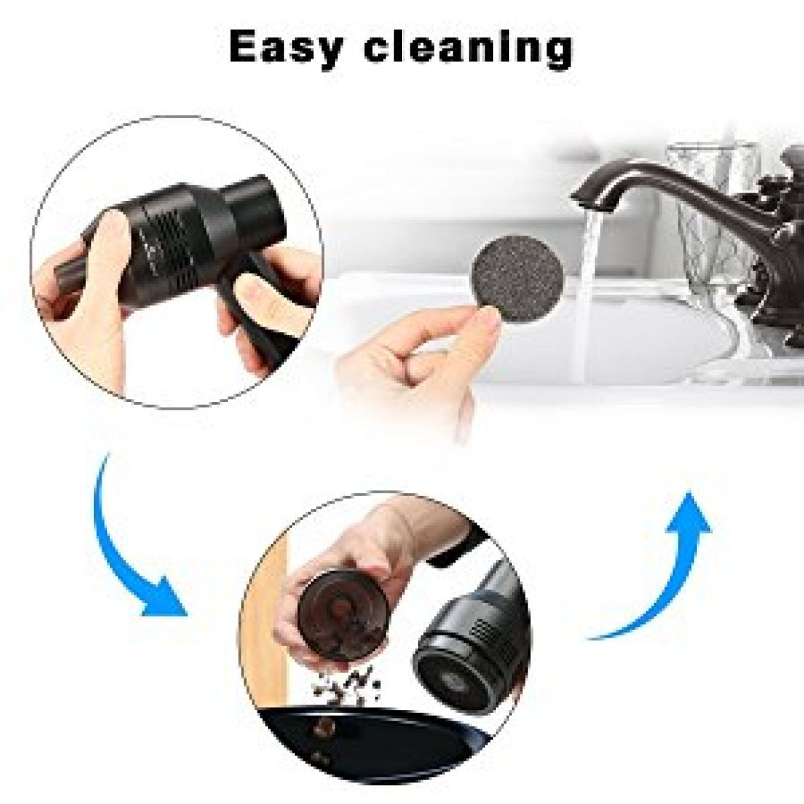 Amazon.com: MECO USB Cleaner with Cleaning Gel, Mini Multifunctional USB Vacuum Cleaner, Cleaning Kits Tools for Keyboard, Car Device, Telephone, Printer, Camera Equipment: Computers & Accessories