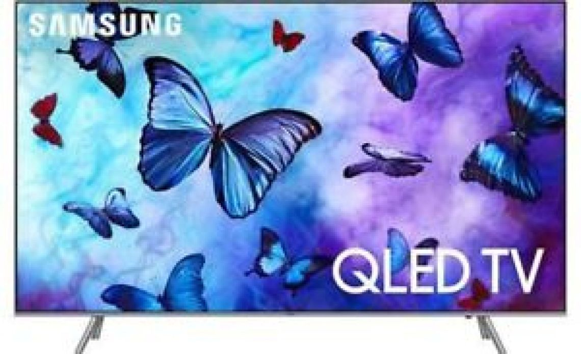 "Samsung QN75Q6FN 75"" Smart QLED 4K Ultra HD TV with HDR 887276260402 