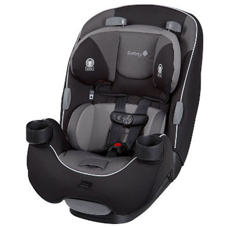 Safety 1st EverFit 3-in-1 Convertible Car Seat (Choose Your Color) - Sam's Club