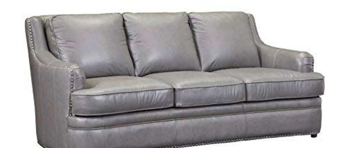 Buy Oliver Pierce OP0058 Calvin Leather Sofa for $1185.59 (Was:$1,723.05)
