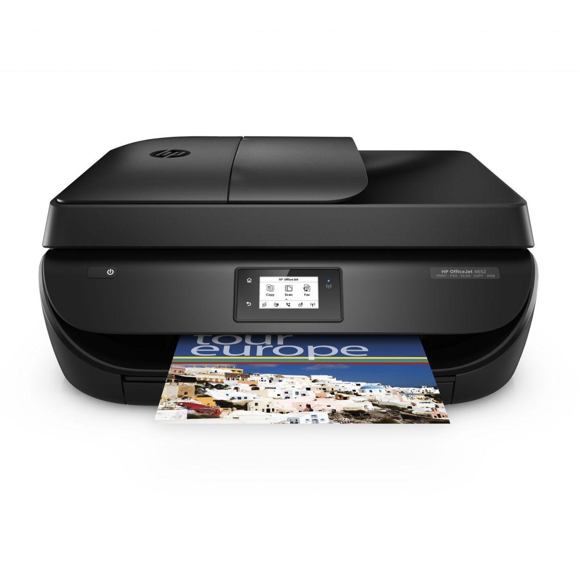 HP Officejet 4652 All-in-One Printer/Copier/Scanner - Walmart.com
