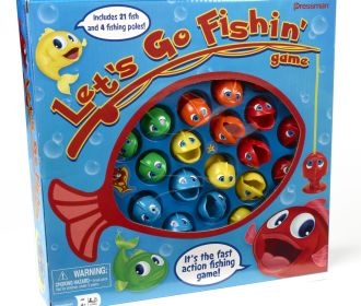 Buy Let's Go Fishin' Game Toy for $6.69 (Reg : $12.97)