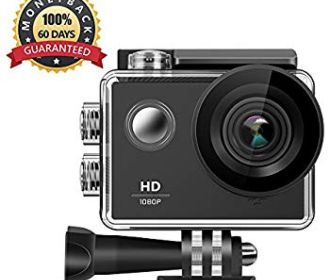 Buy 1080P Action Camera, WIFI Sports Action Camera Ultra HD Waterproof DV Camcorder for $21.99