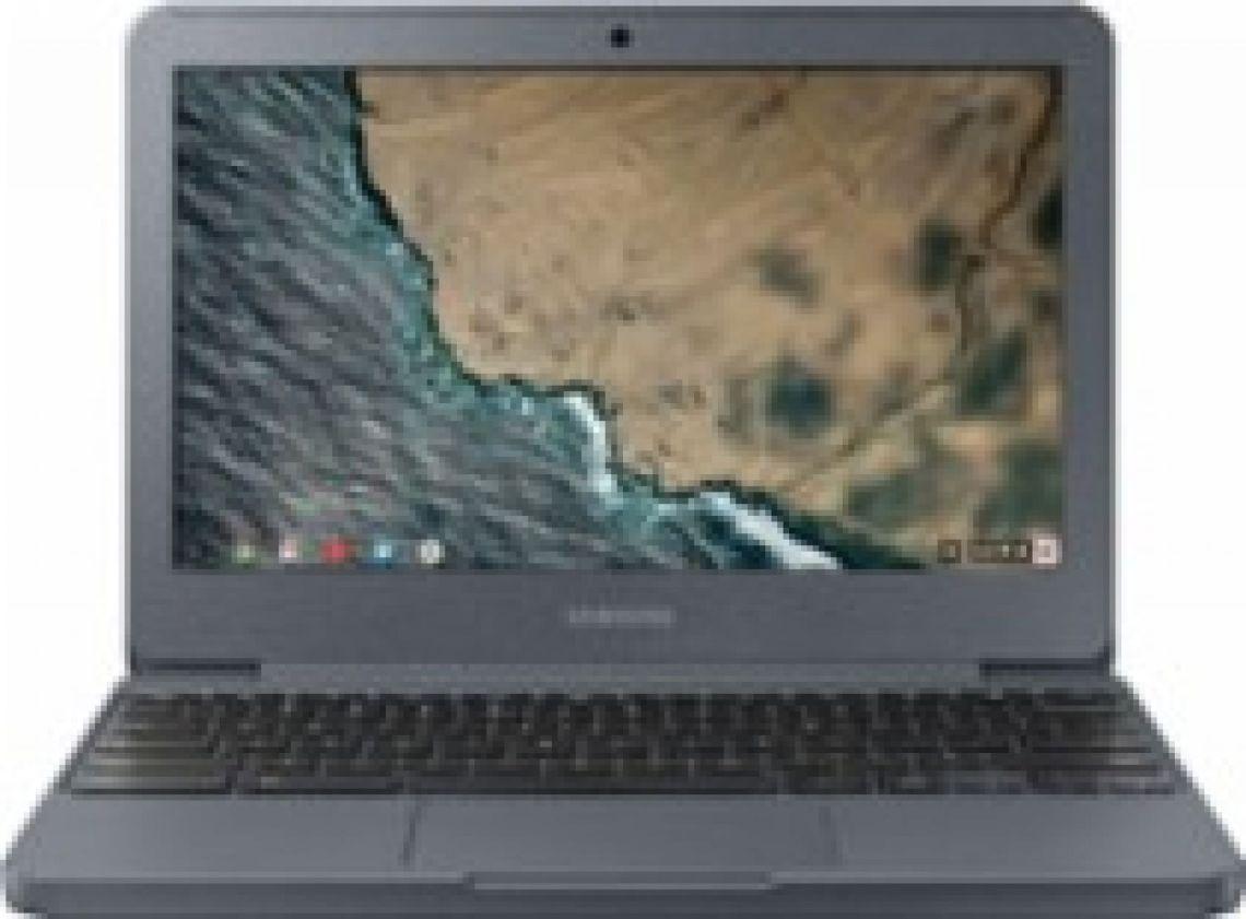 "Samsung 11.6"" Chromebook - Intel Celeron - 2GB Memory - 16GB eMMC Flash Memory Black XE501C13-K01US - Best Buy"