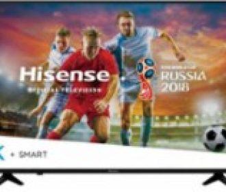 Buy Hisense 55EU6070 55″ 4K Smart LED UHDTV for $299.99