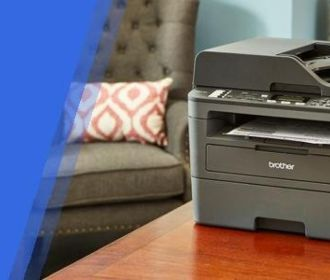Buy Brother MFC-L2710dw Monochrome All-in-One Laser Printer for $99.99 (Was $199.99)