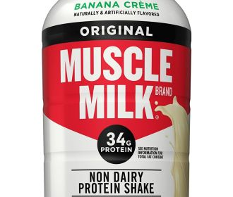 Buy 12-Pack Muscle Milk Original Protein Shakes for $10 (Was $40)
