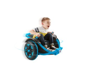 Buy Power Wheels Wild Thing 12-Volt Battery Powered Ride-on, Blue for $199 (Was $249.00)