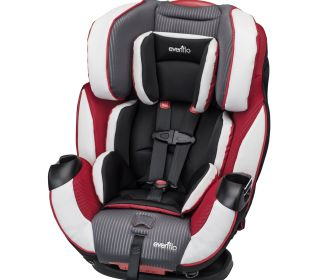 Buy Evenflo Symphony DLX All-In-One Convertible Car Seat for $89.99