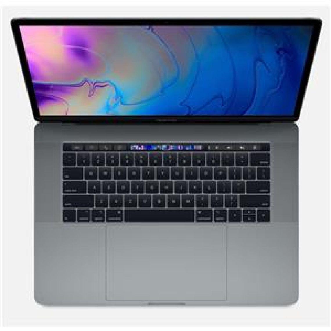 "Apple 15"" MacBook Pro, i7, 16G RAM, 512GB SSD, macOS High Sierra, Space Gray"