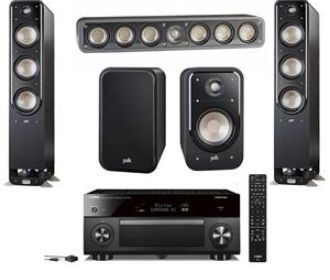 Buy Polk Audio Signature Series Yamaha AVENTAGE 9.2 Ch. A/V Receiver Bundle for $1799.99 (Was $3,099.75)