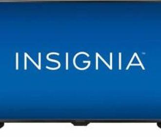 Buy Insignia NS-43D420NA18 43″ 1080p LED HDTV for $189.99