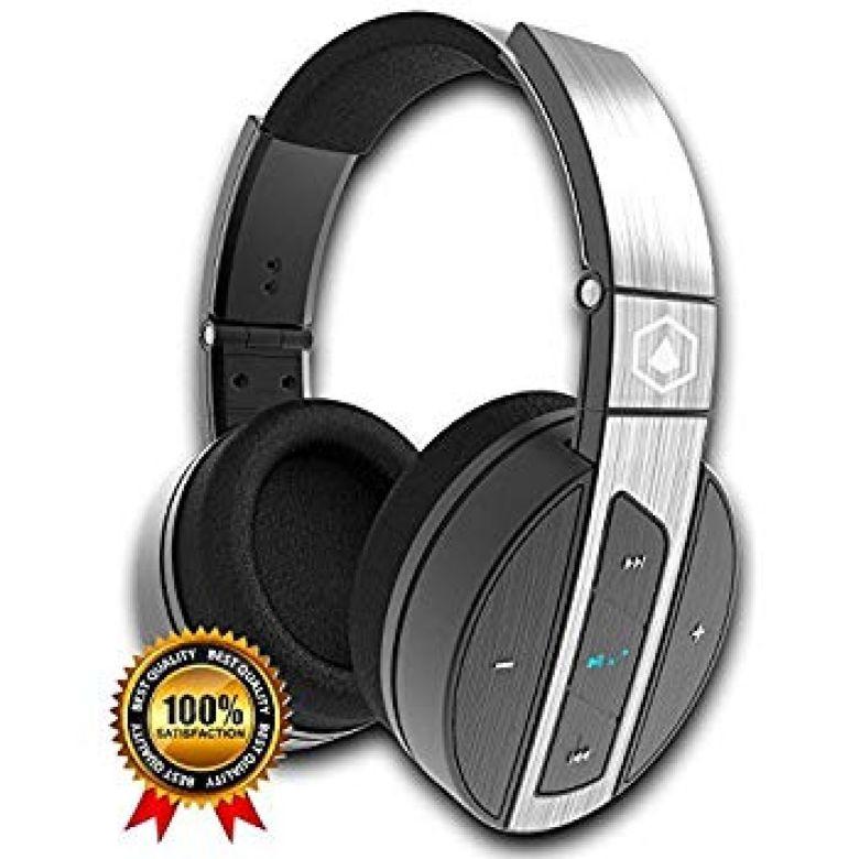 Amazon.com: HiFi Elite Super66 Premium Bluetooth Headphones - Advanced Noise Isolation Technology, Wireless Hi-Fidelity Sound, Deep Rich Bass, Microphone for Hands Free Calls, Superior Over-Ear Comfort & More: Electronics