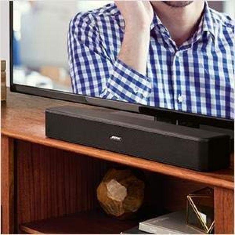 Amazon.com: Bose Solo 5 TV Sound System - 732522-1110: Bose: Electronics