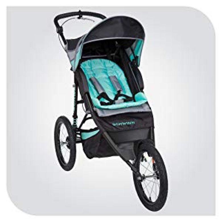 Amazon.com : Schwinn Arrow Jogging Stroller, Nightshade : Baby