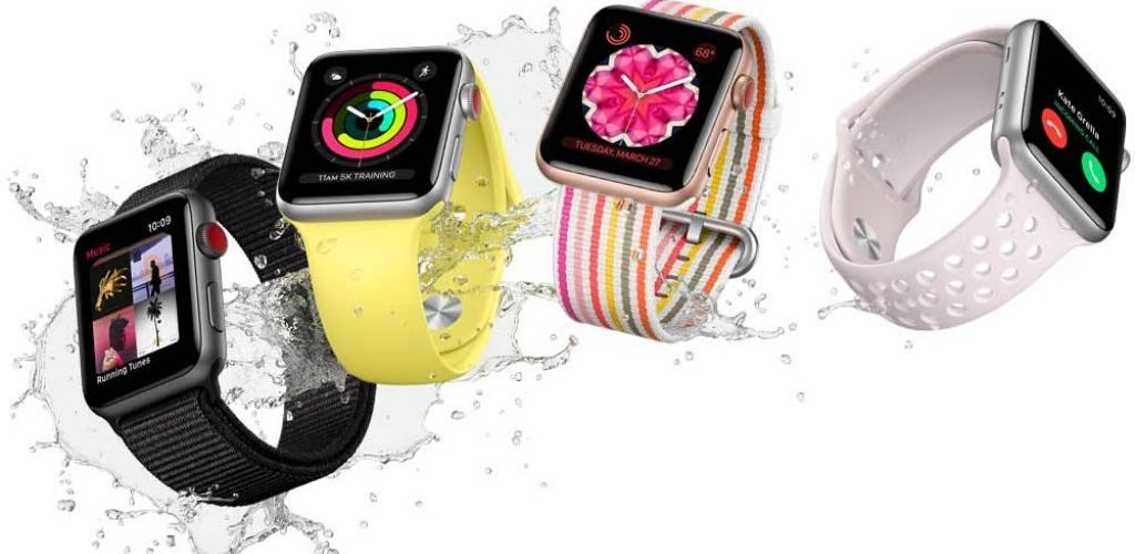 Buy Apple Watch Series 3 Models and Save $300 on Select Models