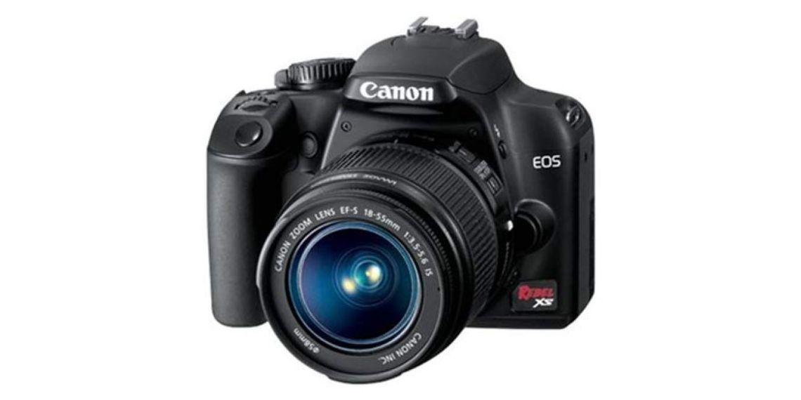 Canon EOS Rebel XS DSLR Bundle - Your Choice