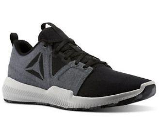 Buy Reebok Men's Hydrorush TR Shoes in Black & White for $39.99