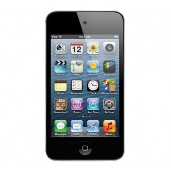 "Apple iPod Touch 4th Gen 32GB Wi-Fi w/3.5"" LCD & Dual Cameras 