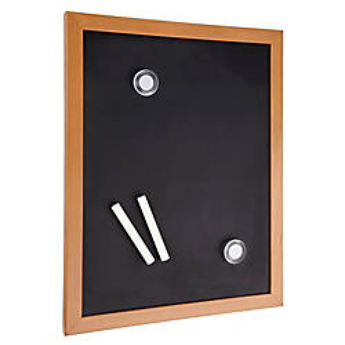 FORAY Magnetic Chalkboard 11 x 14 by Office Depot & OfficeMax