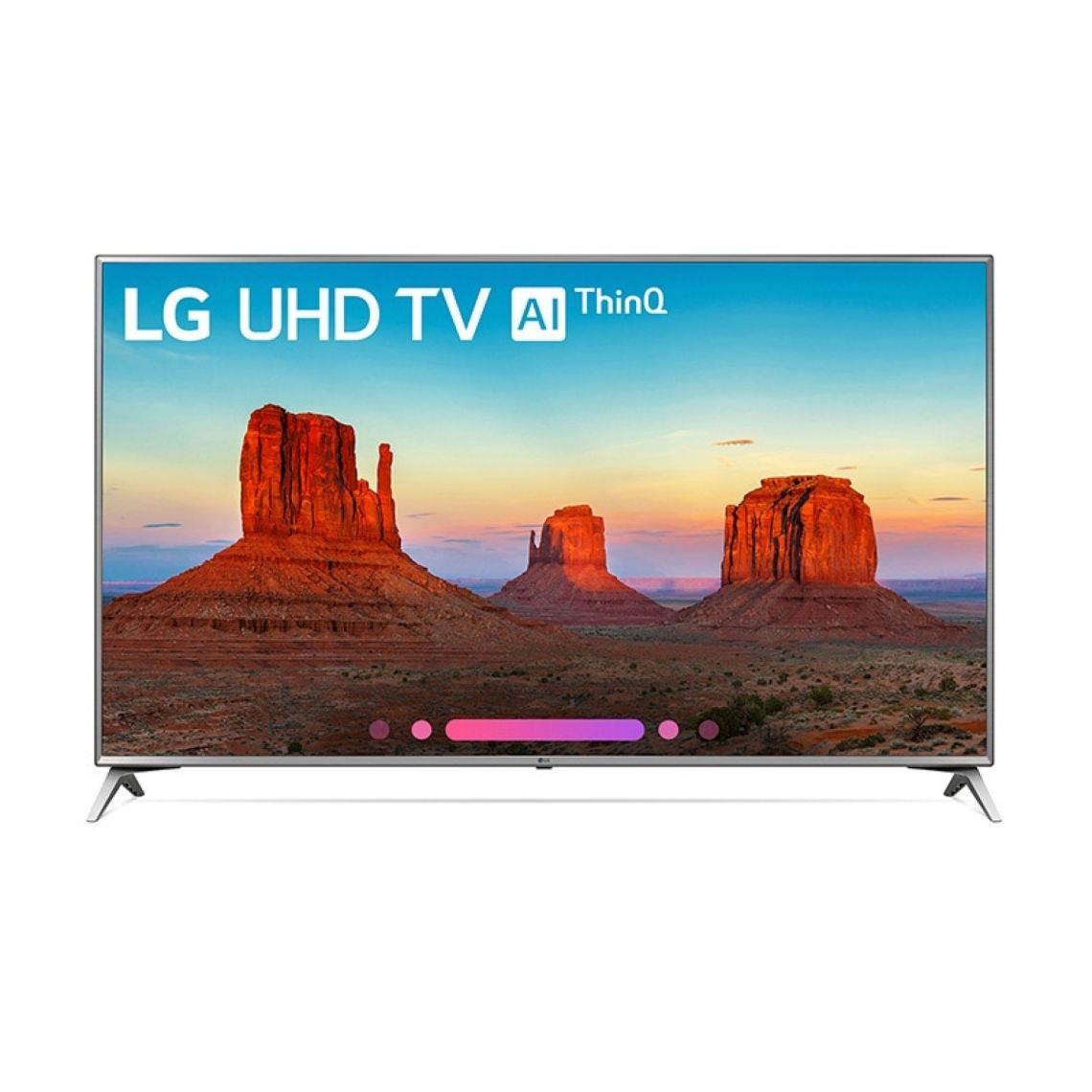 "LG UK6570 Series 70"" Class (69.5"" Diagonal) LED Ultra HD 4K Smart TV with HDR 