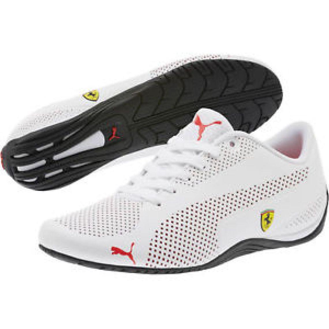 PUMA Ferrari Drift Cat 5 Ultra Sneakers Men Shoe Auto New | eBay