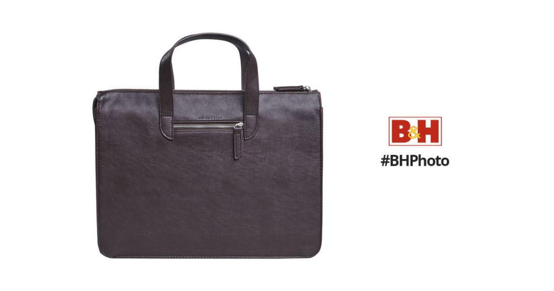 "Setton Brothers Elogio Slim Briefcase for 13"" SBB1891-2 B&H"