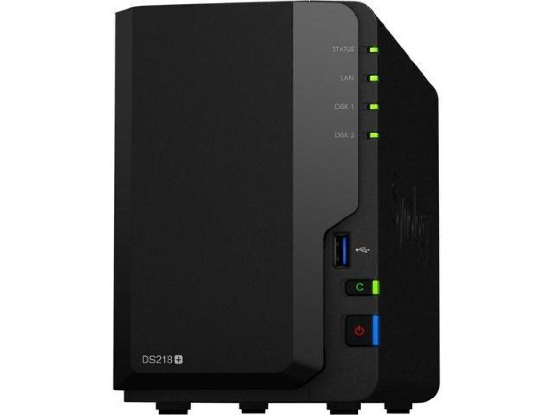 Synology 2 Bay NAS DiskStation DS218+ (Diskless) - Newegg.com