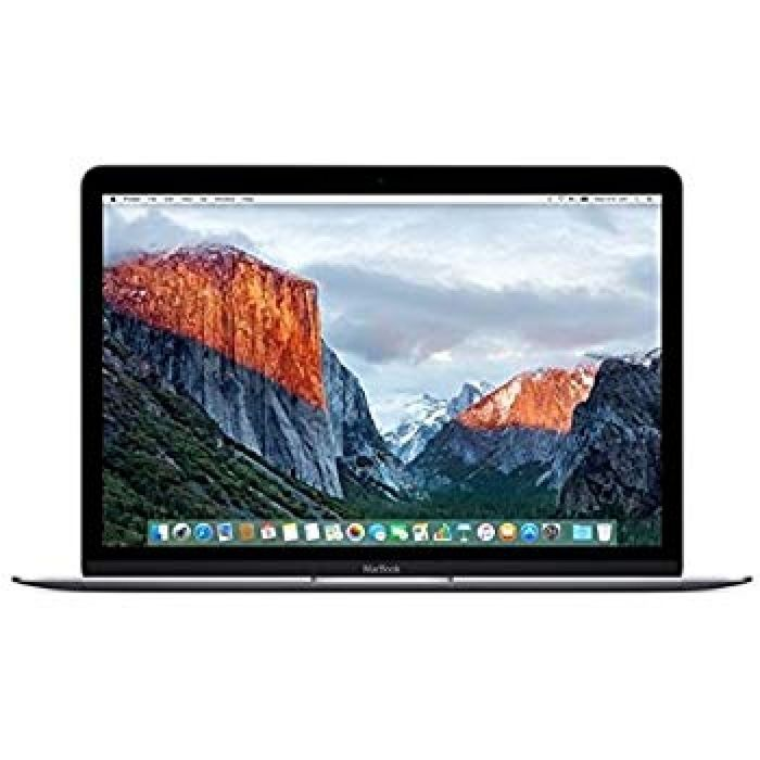 "Amazon.com: Apple MacBook (Mid 2017) 12"" Laptop, 226ppi, Intel Core M3-7Y32 Dual-Core, 256GB, 8GB DDR3, 802.11ac, Bluetooth, macOS 10.12.5 High Sierra - Space Gray (Refurbished): Computers & Accessories"