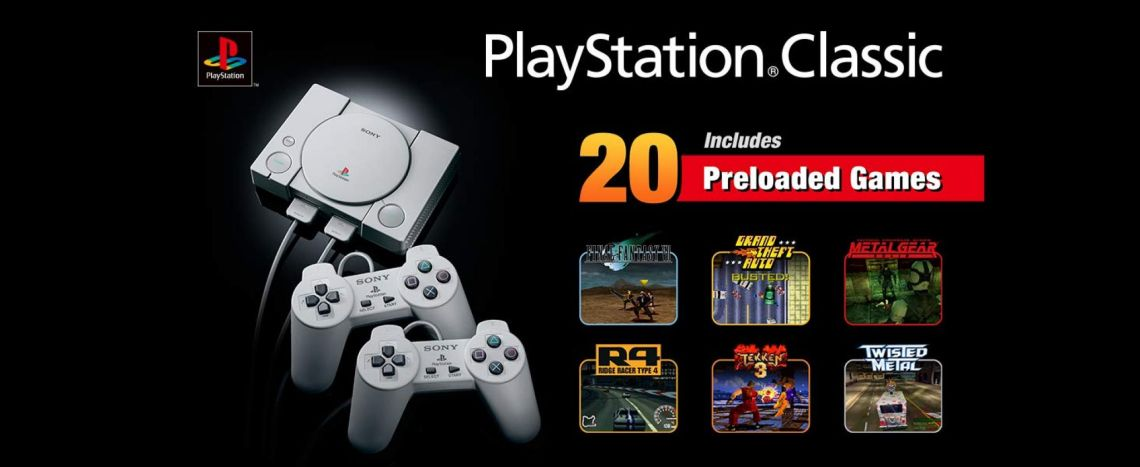 Amazon.com: PlayStation Classic Console: Video Games