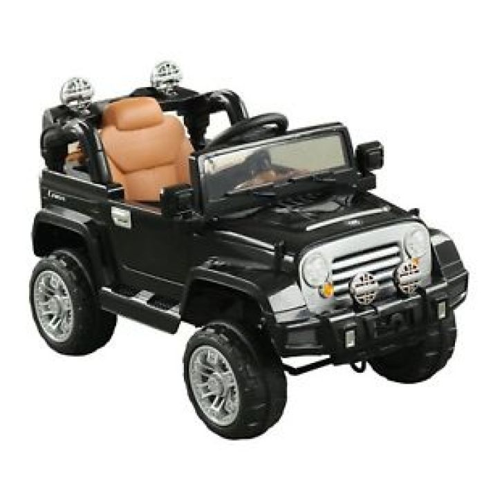 12V Kids Ride On Car Truck Remote Control Electric Jeep Toys MP3 Music Led Light 712190175900 | eBay