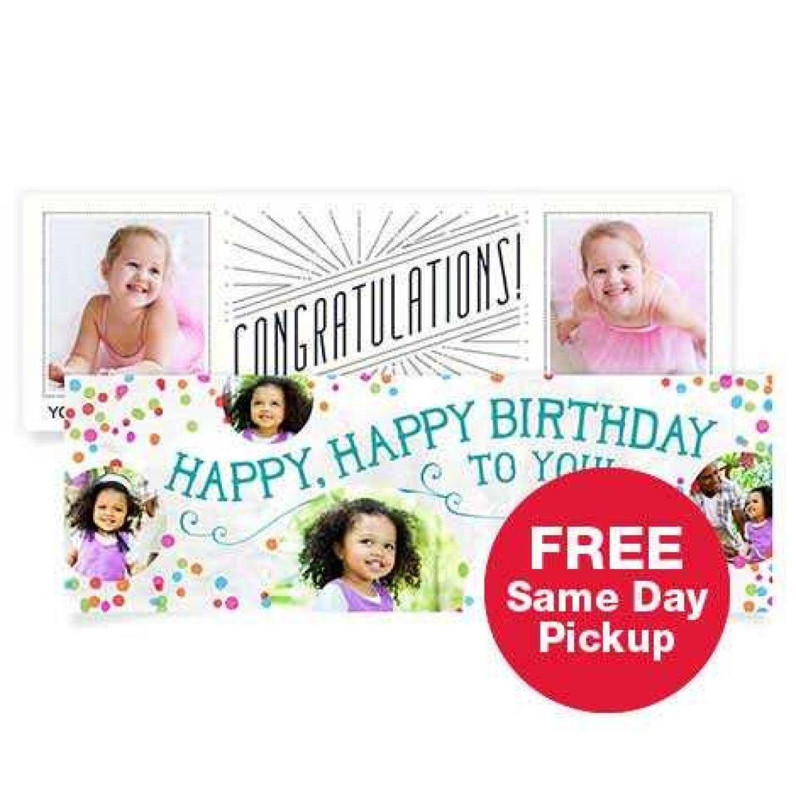 Photo Posters & Banners - Create Posters & Banners | Walgreens Photo
