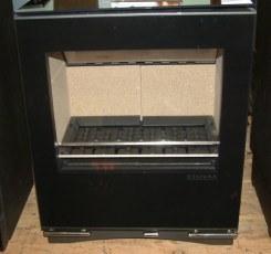 Riva Vision 5kw Riva Vision Multi-fuel Stove With Glass Top (ReaWas £1,395.00 Inc VAT NOW £999.00 Inc VATr Exit)