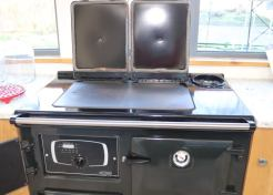 Rayburn 600K top of stove - Ex display for sale