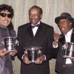 Little Richard, Chuck Berry, Bo Diddley