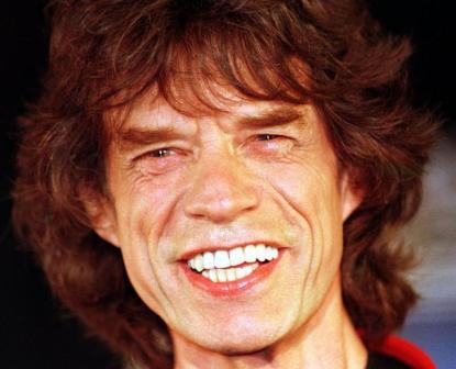 Mick Jagger 1998
