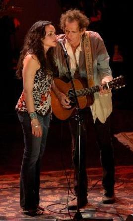 Keith Richards Norah Jones