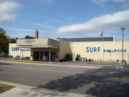 Surf Ballroom, Clear Lake
