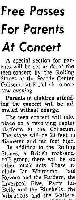 Seattle Times, Dec. 1, 1965