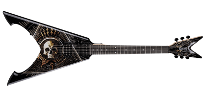 Michael Amott Dean Guitars