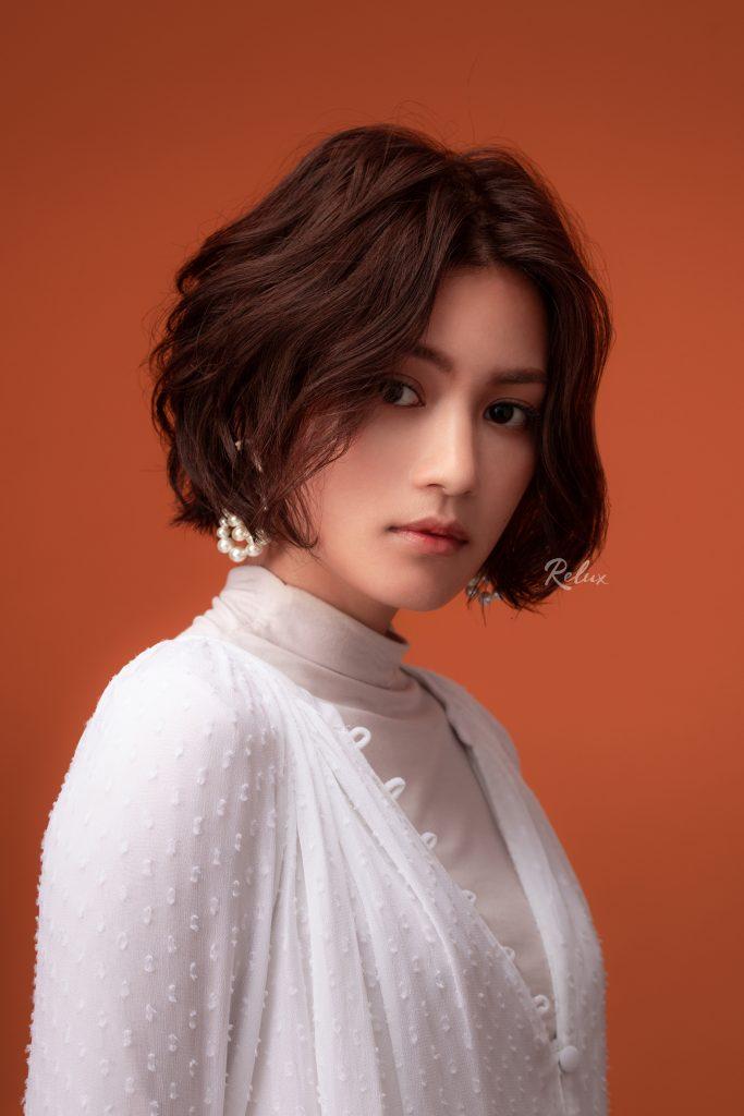 短髮風格 – 臺北東區髮廊剪髮推薦|美女製造機羅迪恩