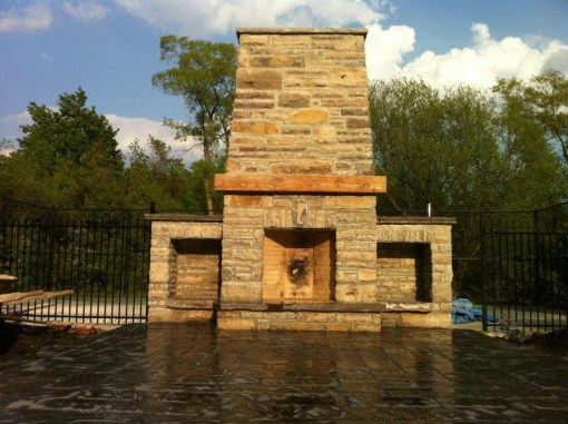 Mortared Stonework