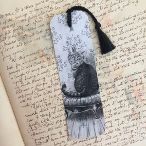 Cheshire Cat - Bookmark