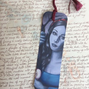 Snow White - Bookmark