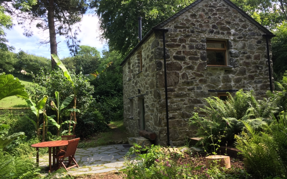 Little Trembraze a healing herbal retreat in Cornwall with Deanne Greenwood