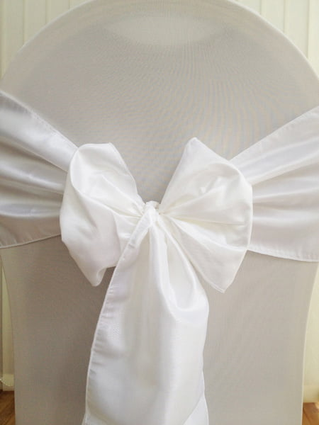 chair covers and sashes to hire swivel king living taffeta | deans covers, northamptonshire